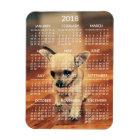 Chihuahua 2018 Calendar Photo Magnet 3x4 Small