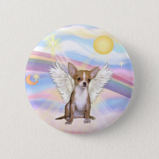 Chihuahua 2 Inch Round Button