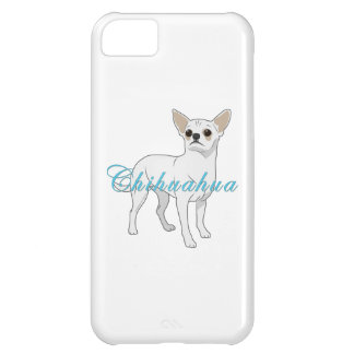 Chihuahua 3 case for iPhone 5C