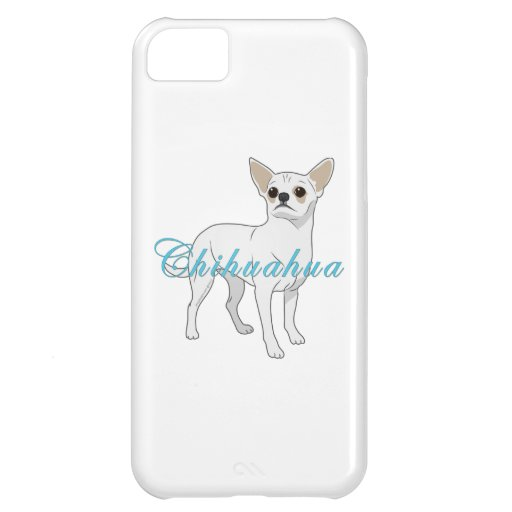 Chihuahua 3 iPhone 5C covers