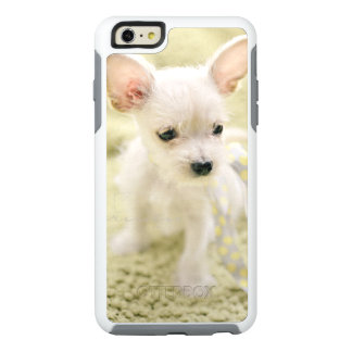 Chihuahua And Maltese Puppy OtterBox iPhone 6/6s Plus Case