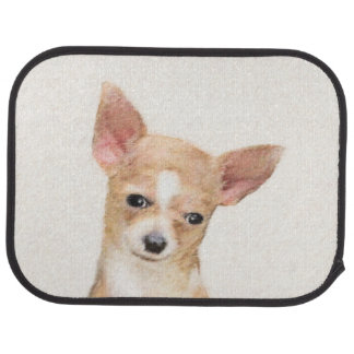 Chihuahua Car Mat