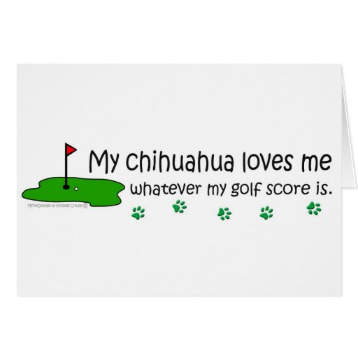 Chihuahua Greeting Cards
