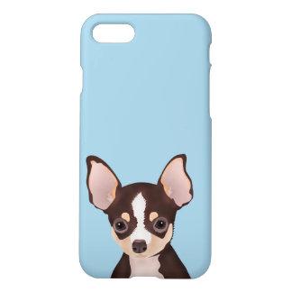 Chihuahua cartoon iPhone 7 case