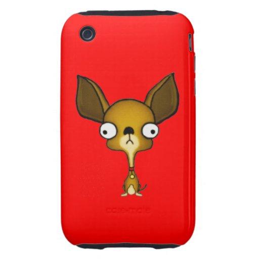 Chihuahua iPhone 3 Tough Cover