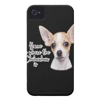 Chihuahua Case-Mate iPhone 4 Case