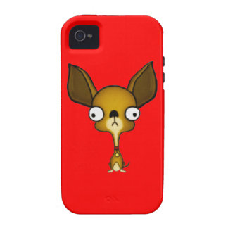 Chihuahua Case-Mate iPhone 4 Covers