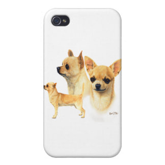 Chihuahua Cases For iPhone 4