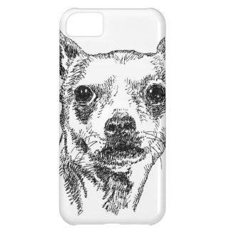 Chihuahua-Chiwawa Dogs iPhone 5C Cover