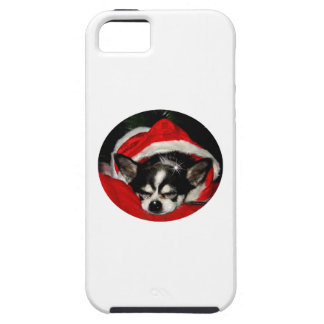 Chihuahua Christmas iPhone 5 Case