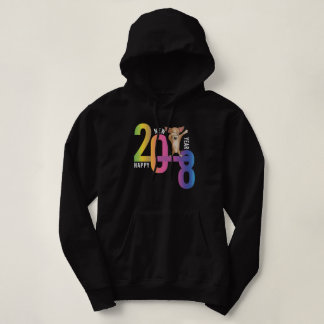 Chihuahua Collection Year of the Dog 2018 Hoodie