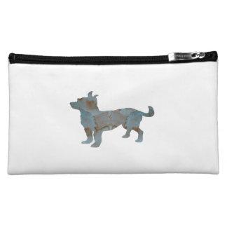 Chihuahua Cosmetic Bag