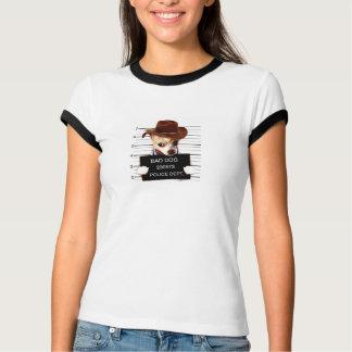 chihuahua cowboy - sheriff dog T-Shirt