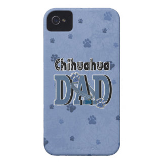 Chihuahua DAD iPhone 4 Case-Mate Case