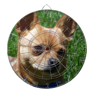 Chihuahua Dart Board