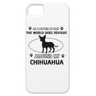 Chihuahua design iPhone 5 covers