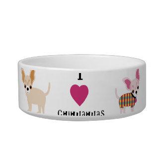 Chihuahua Dog Bowl