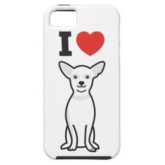 Chihuahua Dog Cartoon iPhone 5 Covers