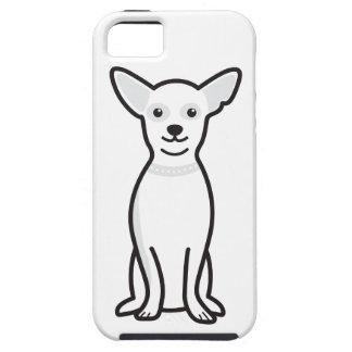 Chihuahua Dog Cartoon iPhone 5 Cases