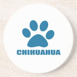 CHIHUAHUA DOG DESIGNS COASTER