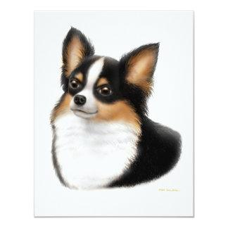 Chihuahua Dog Invitations