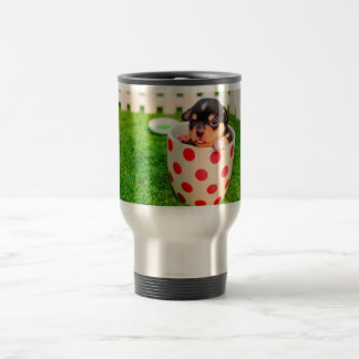 Chihuahua Dog Stainless Steel Mug