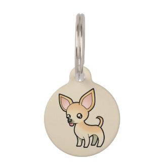 chihuahua dog tag