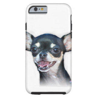 Chihuahua dog tough iPhone 6 case