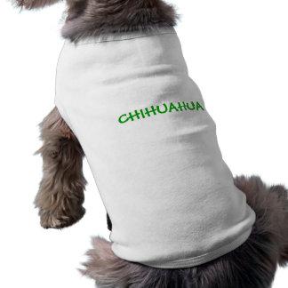 CHIHUAHUA DOGGIE SWEATER SHIRT