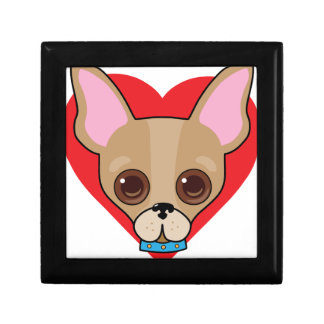 Chihuahua Face Gift Boxes
