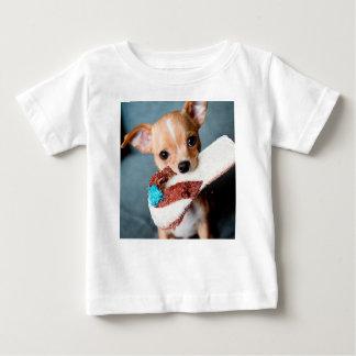 chihuahua flip flops baby T-Shirt