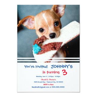 chihuahua flip flops card