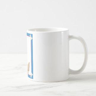 Chihuahua Frame Coffee Mugs
