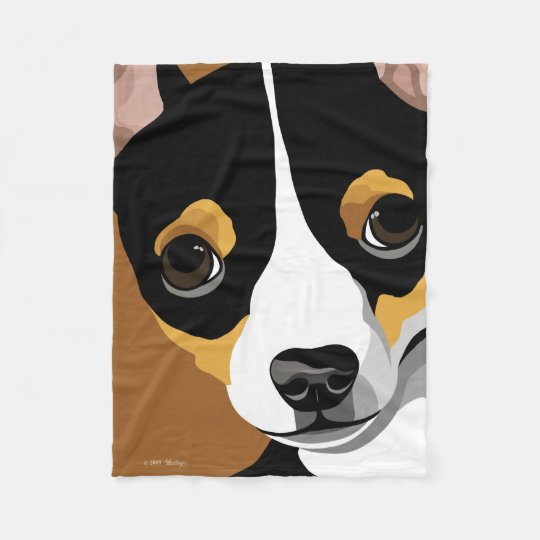Chihuahua Gifts Fleece Blanket