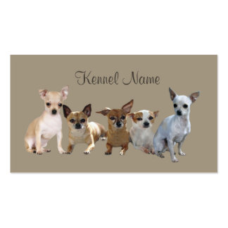 Chihuahua Group Business Card