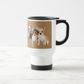 Chihuahua Happy Travel Mug
