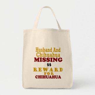 Chihuahua & Husband Missing Reward For Chihuahua