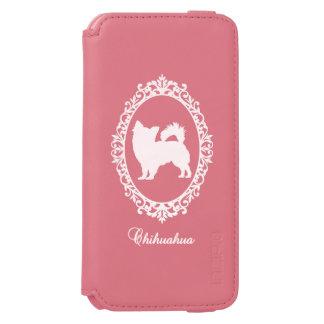 Chihuahua in mirror incipio watson™ iPhone 6 wallet case