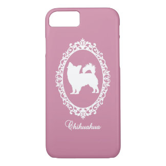Chihuahua in mirror iPhone 7 case
