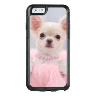 Chihuahua In Pink OtterBox iPhone 6/6s Case
