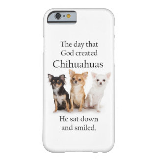 Chihuahua iPhone 6 case Barely There iPhone 6 Case