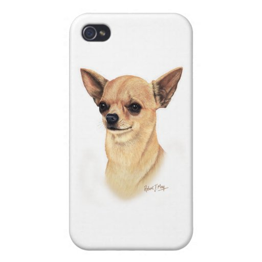 Chihuahua iPhone 4 Cover