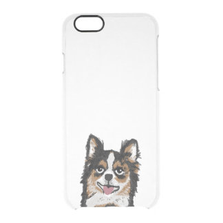 Chihuahua iphone case - dog clear case