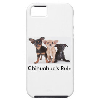 Chihuahua Iphone Cover Skin iPhone 5 Cover