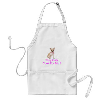Chihuahua It's A Chihuahua Thing Adult Apron