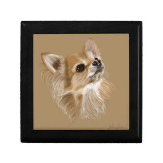 Chihuahua Jewelry Boxes