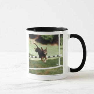 Chihuahua Jumping Hurdle Mug
