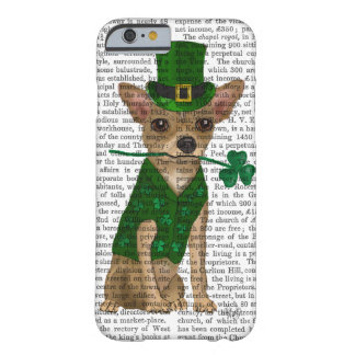 Chihuahua Leprechaun Barely There iPhone 6 Case