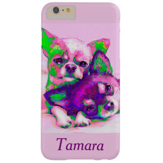 chihuahua love iphone 6 case barely there iPhone 6 plus case