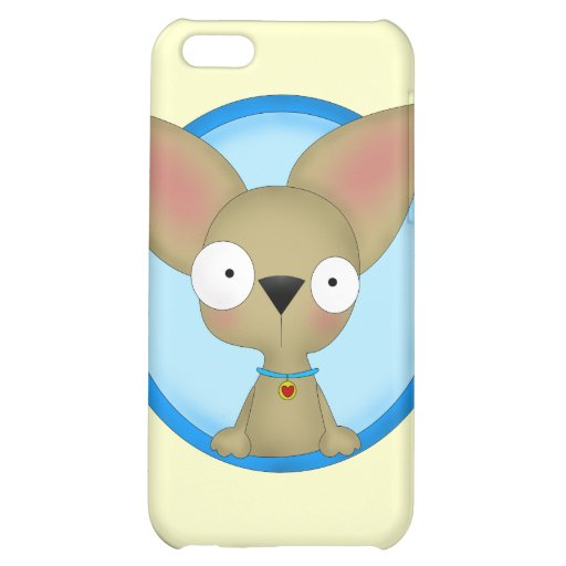 Chihuahua Love iPhone Case iPhone 5C Cover